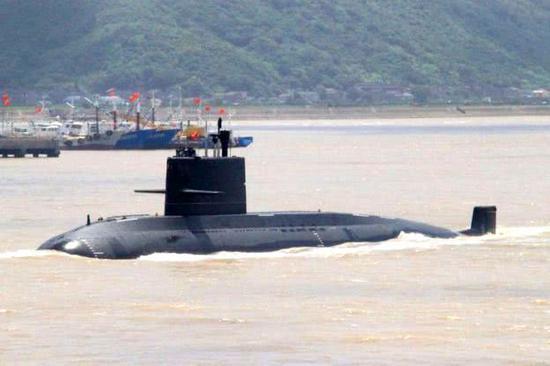 中国售巴铁新潜艇设计公开 令巴首获战略级打击能力