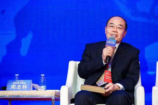 周志怀:台湾与大陆谈判黄金交叉点早已过去
