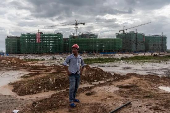 美妄称中国在柬埔寨丛林建军用机场 真相其实是这样