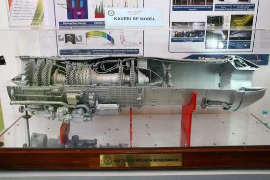 印度研发新型发动机最大推力5吨 将装备隐身无人机