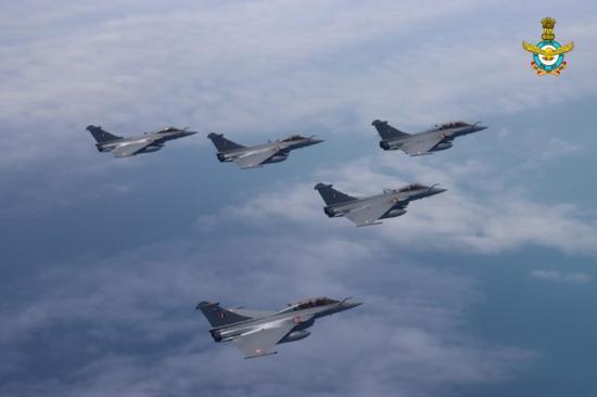 从米格21到阵风:盘点那些年印军采购过的外国战机