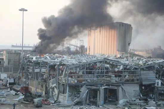 黎巴嫩首都惊天大爆炸 历史上相似的还有九次