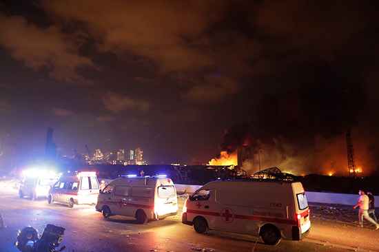 """黎巴嫩发生爆炸 为啥特朗普认为可能是""""袭击""""事件"""