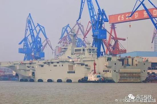 """美报告:中国海军现代化 已成为美国""""头号心腹大患"""""""