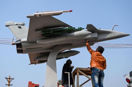 印度买的阵风战机能击败中巴吗?美媒:再先进也没用
