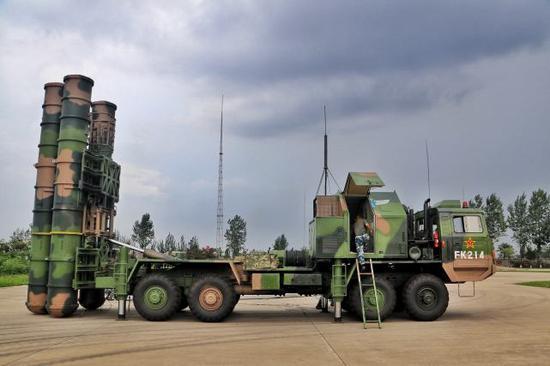 """印媒:中国在印度教""""圣湖""""岸边部署地空导弹阵地"""