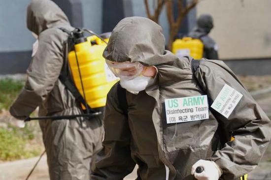 駐韓美軍終于同意:持核酸檢測結果才能入境韓國