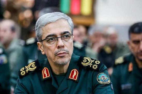 伊朗总参谋长:B52飞来没意义 美军撤走可能是怕了