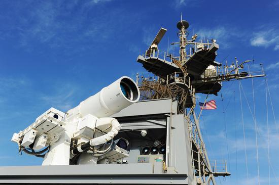 美媒渲染:中国主导电池供应链 可令美国武器