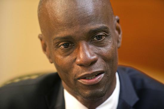外媒:涉嫌暗杀海地总统的人已被拘留