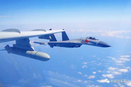我空军绕台部队基地曝光 还担负钓鱼岛空中维权任务宋美龄侧卧