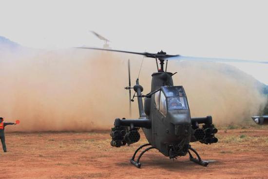 """泰陆军要买武装直升机 中国这款""""黑旋风""""成功入围"""