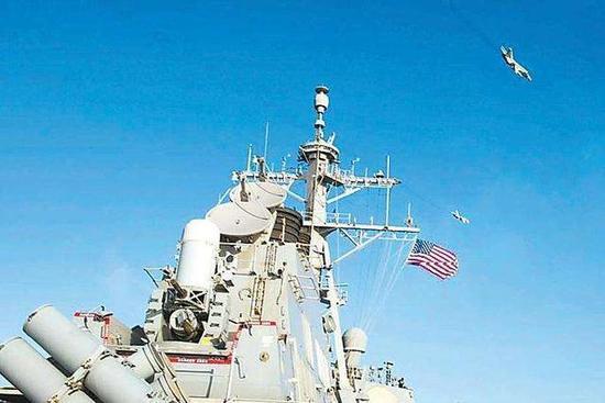 俄专家称72枚导弹可摧毁美2个航母群 实际情况不乐观