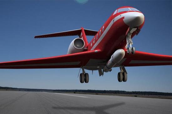 美空军投资研制空射高超声速火箭 将于明年首次试射