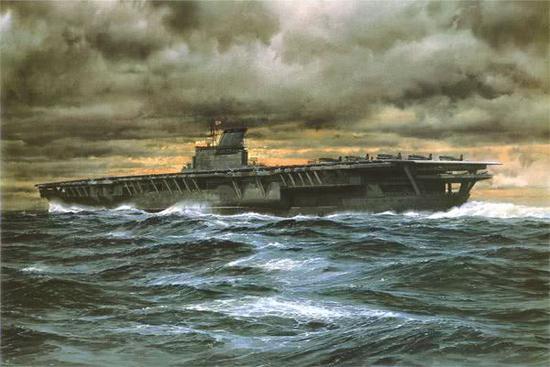 二战日本为何输掉太平洋战争?因这一战略抉择失误