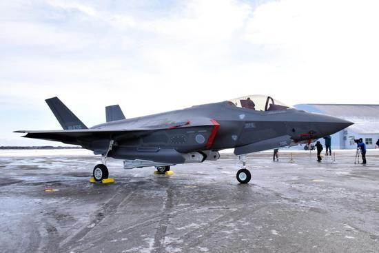 日本正式决定引进F35B 将具备对他国海陆目标偷袭能力
