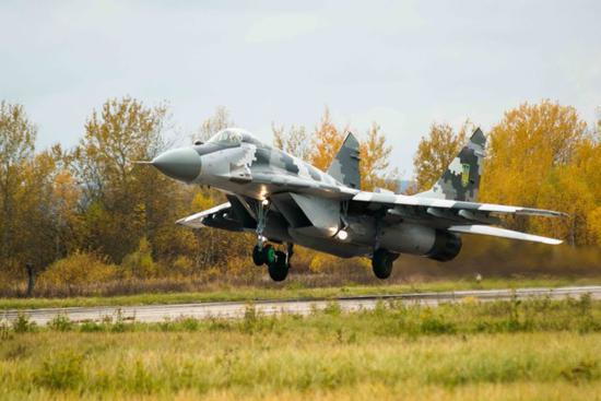 乌克兰求外国帮升级米格29 单价竟和全新歼10C相当