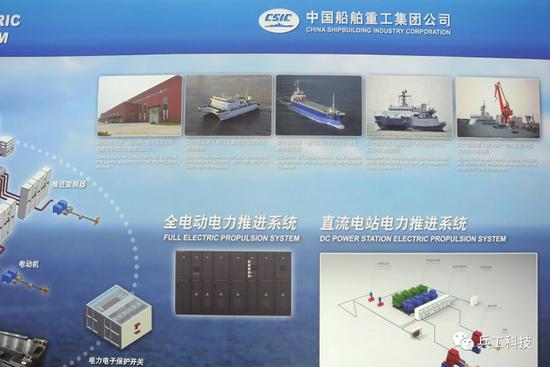 076两栖攻击舰或采用中压直流电推系统 技术领先一代