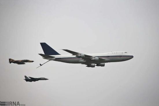 伊朗魔改波音747飞往阿联酋执行神秘任务