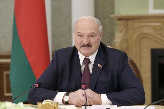 卢卡申科签署法令 确定总统非正常死亡下的国家安排