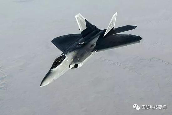美空军将出台新版战机路线图 承包商充当空战假想敌石狮岩