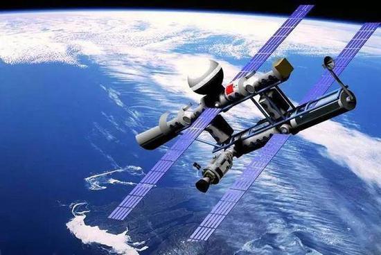 俄罗斯构想的空间站