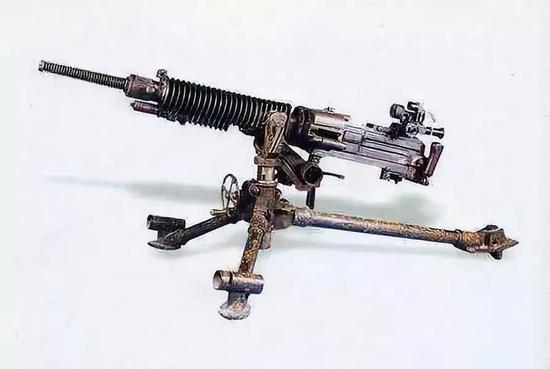 圖片:日本92式重機槍