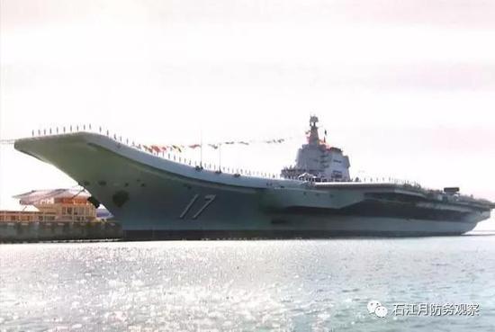 中国有双航母后与美军差距还有多大 美专家如此解读