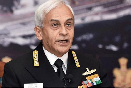 中国军舰频繁在印度洋活动 印度海军司令:不用担心什么叫丁克一族