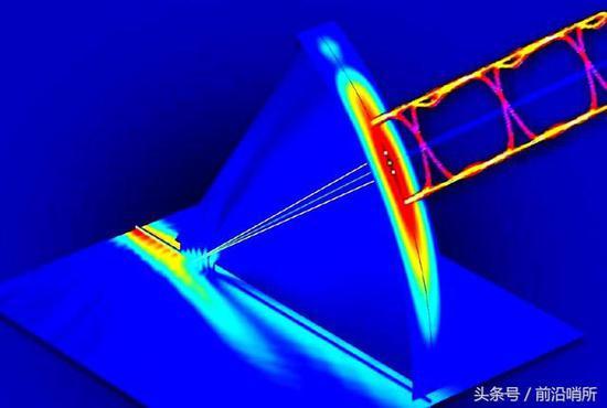 中国刚研出新型红外探测技术 美国就有了反制新材料