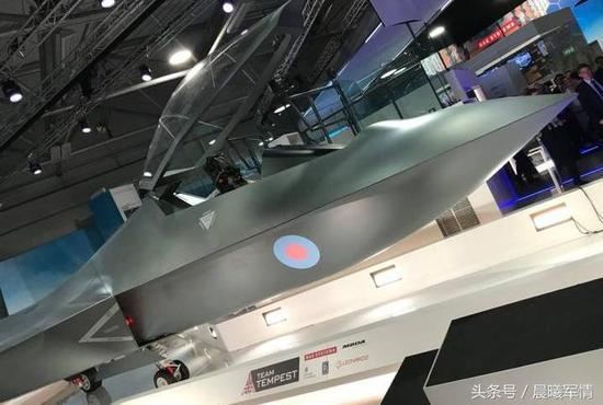 """暴风战斗机将采用""""VR虚拟座舱""""等一系列最新技术"""