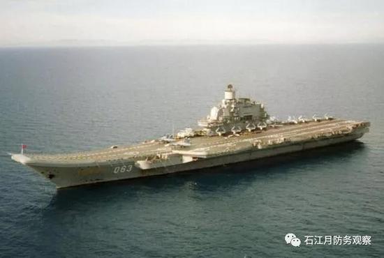 无航母可用的俄罗斯还想造核航母 但仍只是个模型