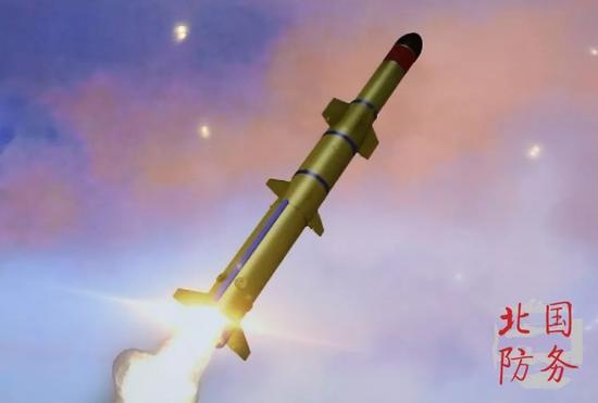 中国鱼8导弹作战过程罕见曝光 可攻击30公里内潜艇学园救援团国语版