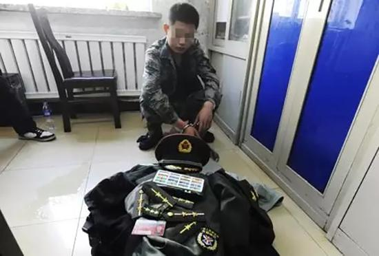 军媒公布6起假冒军人案例:假中校丢人丢到国外