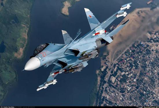 俄为苏30战机换装苏35发动机 印度苏30也将跟进