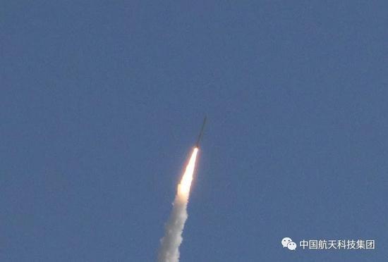 捷龙一号首飞 预计2025年液体商业火箭可重复使用