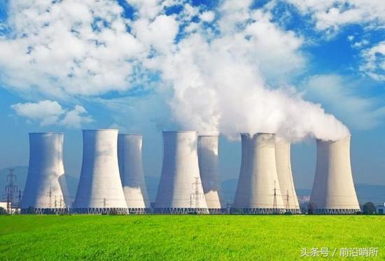 资料图:核电站