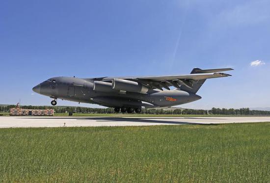 图片:运-20运输型当特种机,嫌胖