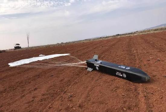 中国无人机快递误差不超50米 未来或可在战场收快递-快递新闻网