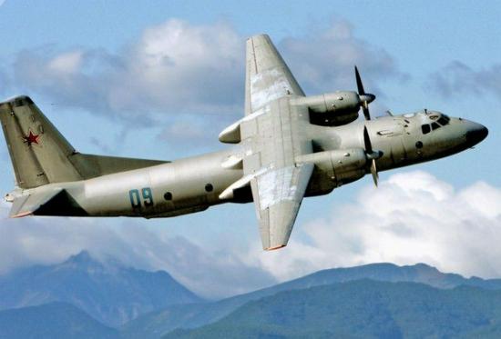 俄一安-26飛機失聯:正進行技術驗證飛行 機上6人