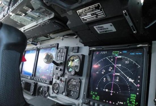 我军运20座舱首次曝光 应用多项新技术连俄军都没有