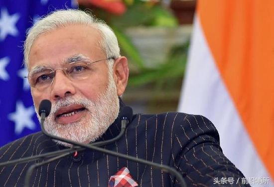 资料图:印度总理莫迪
