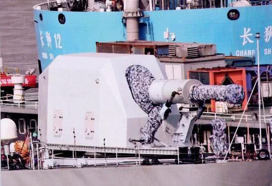 美智库:中国电磁炮虽已领先美军 但实战意义或不大