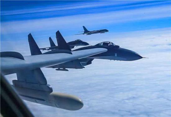 多型主戰機型紛紛露面