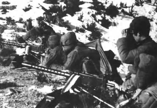 """1950年比起美军步兵师来 """"万岁军""""38军的火力怎么样"""