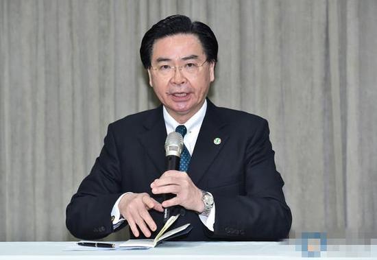 """台湾当局外事部门称大陆为""""中国"""" 台媒:挑衅520de"""