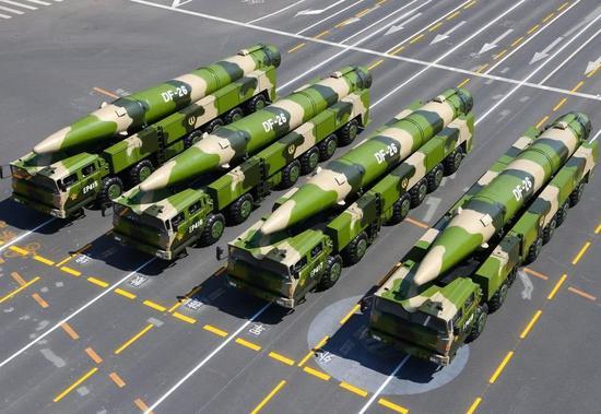 中国火箭军新组建超强蓝军曝光:能让导弹发不出去