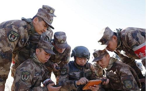 港媒:中国新型作战部队亮相 配北斗系统如虎添翼sisxkiss