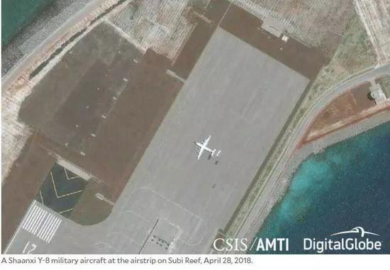我轰6K首次训练岛礁起降 中国空军战力正移至南海方向
