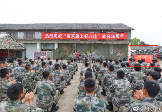 东部战区王牌特种部队列装猛士3 专门强化涉水性能